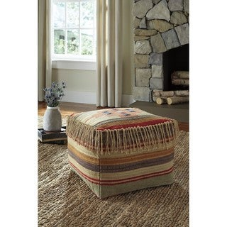 Signature Design by Ashley Bentlee Multi Pouf