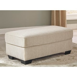 Signature Design by Ashley Silsbee Sepia Ottoman