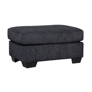 Signature Design by Ashley Wixon Slate Ottoman