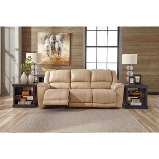 Signature Design by Ashley Yancy Galaxy Reclining Sofa