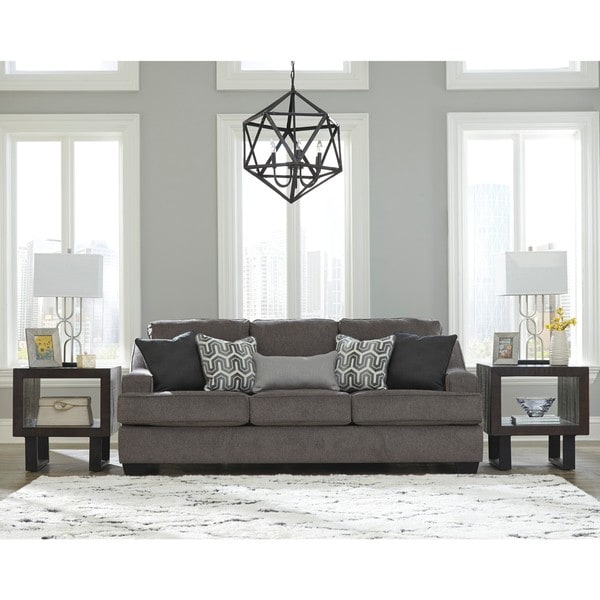 Ashley Design: Shop Signature Design By Ashley Gilmer Gunmetal Sofa
