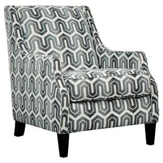 Signature Design by Ashley Gilmer Gunmetal Accent Chair