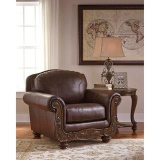 Signature Design by Ashley Mellwood Walnut Chair