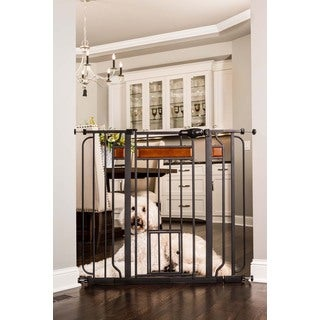 Carlson Pet Products Design Paw Extra-tall Pet Gate