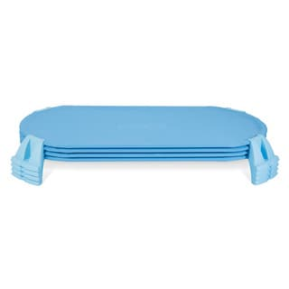 Foundations Podz Stackable Steel Standard Cots (Pack of 4)