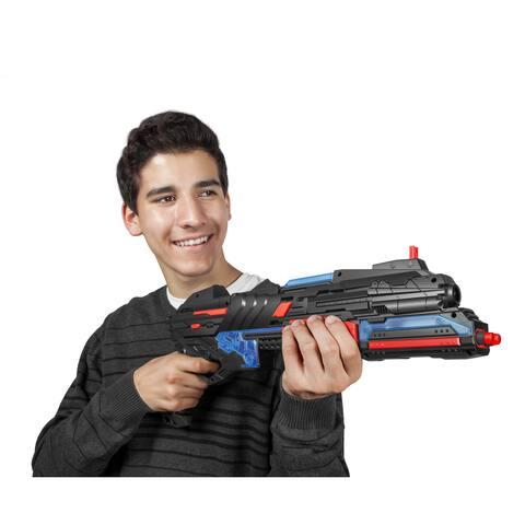World Tech Warriors Nomad Dart Blaster