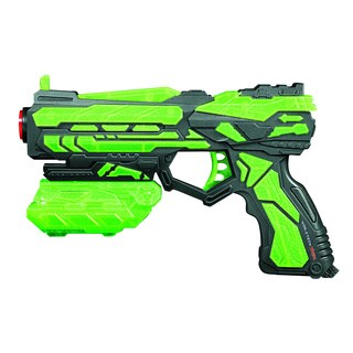 World Tech Toys Warriors Venom Glow-in-the-Dark Dart Blaster