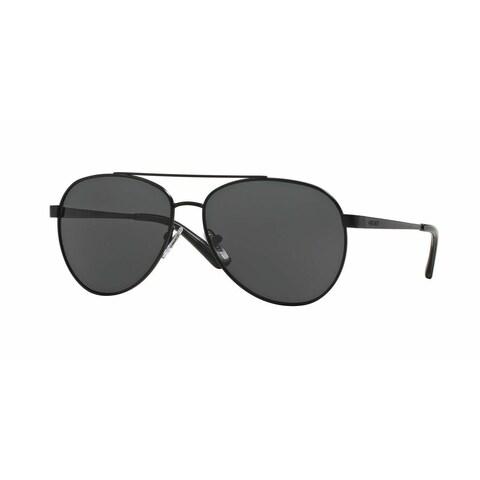 DKNY Women DY5082 100487 Black Metal Cateye Sunglasses