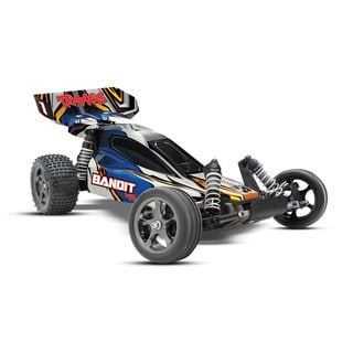 Traxxas Bandit VXL 2X4 Brushless Buggy with TSM