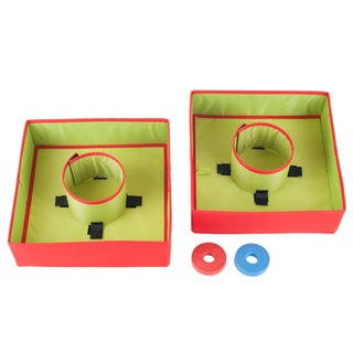 Hey! Play! Collapsible Washer Toss Game