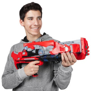 World Tech Warriors Javelin Dart Blaster