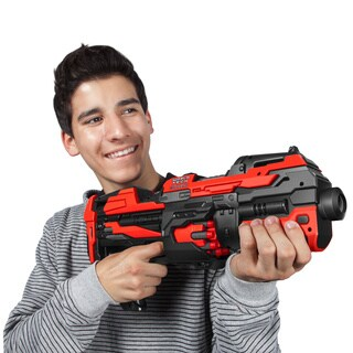 World Tech Warriors Renegade Motorized Dart Blaster