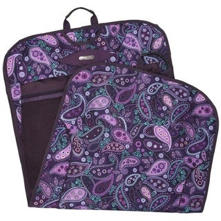 Ricardo Beverly Hills Essentials Midnight Paisley Garment Cover