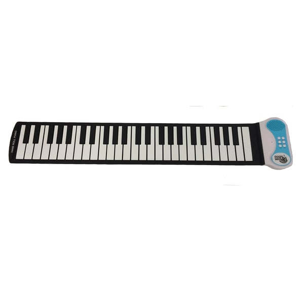 MukikiM Rock And Roll It Flexible Roll-Up Piano