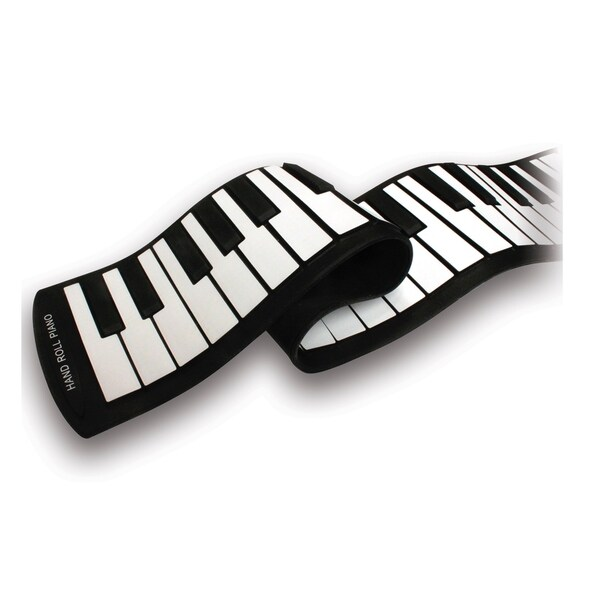 Rock And Roll It Portable and Flexible Roll-Up Piano