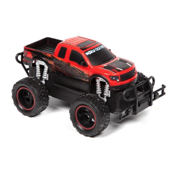 World Tech Toys 1:24 Licensed Ford F-150 SVT Raptor Friction Truck