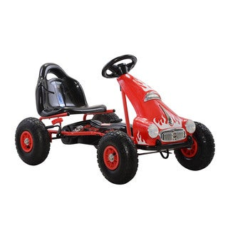 Cycle Force Top Racer Pedal Car