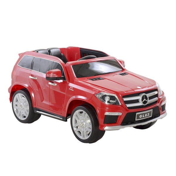 Mercedes Benz GL63 AMG 12v Powered Ride On