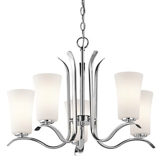 Kichler Lighting Armida Collection 5-light Chrome Chandelier