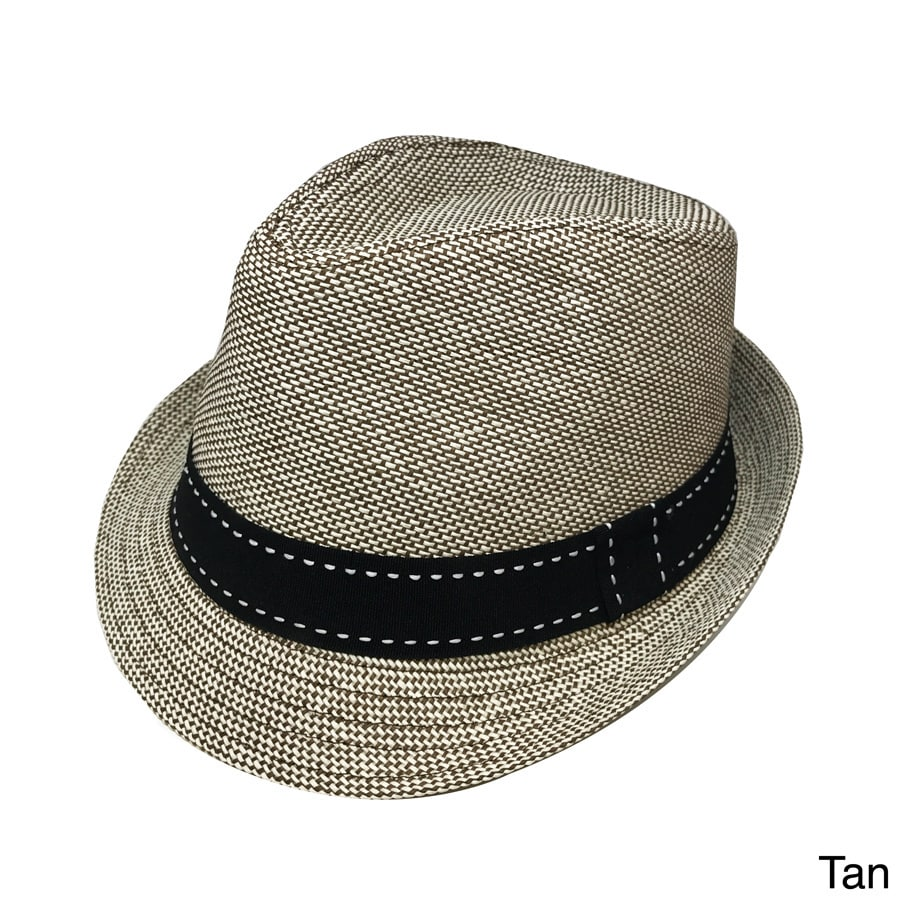 1f220d37105 Faddism Earlgate Unisex Fedora Hat - Free Shipping On Orders Over ...
