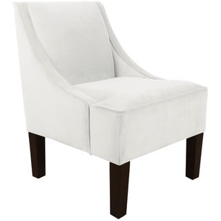 Skyline Furniture Velvet Fabric Accent Chair (2 Options Available)