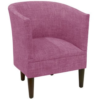 Skyline Furniture Linen Fabric Accent Club Chair