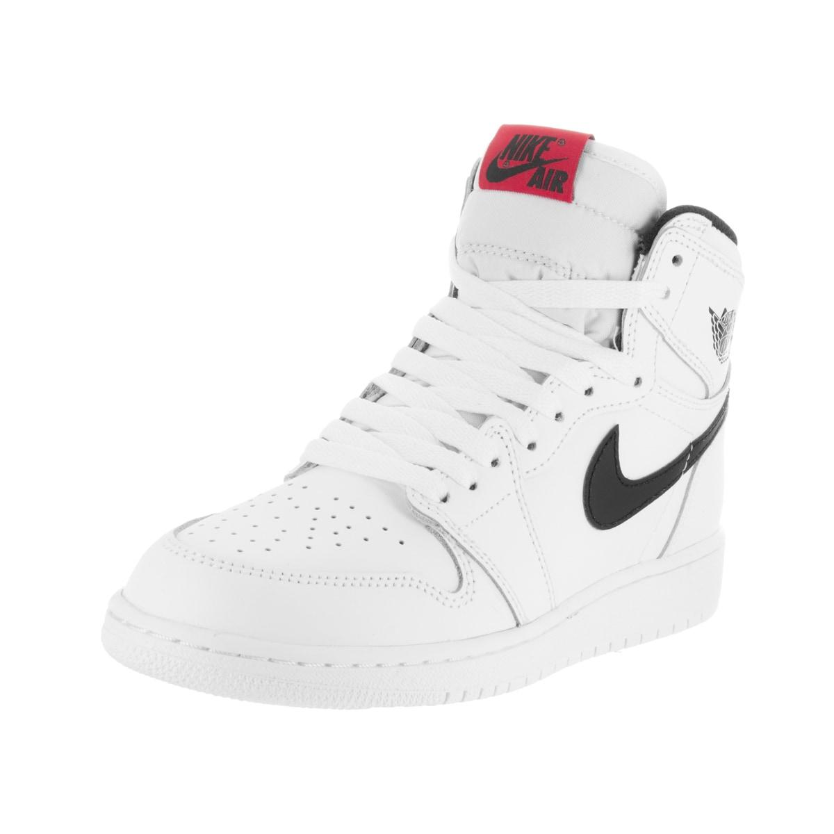 Nike Kids Air Jordan 1 Retro High OG Bg Basketball Shoe