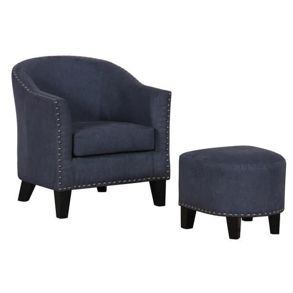 Ideas About Matching Accent Chair And Ottoman