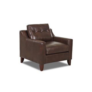 Made to Order Audrina Leather Chair