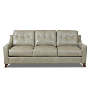 Made to Order Audrina Leather Sofa