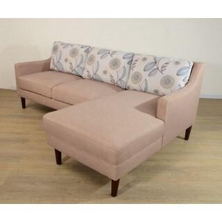 Vono Right Chaise L Shape Sofa