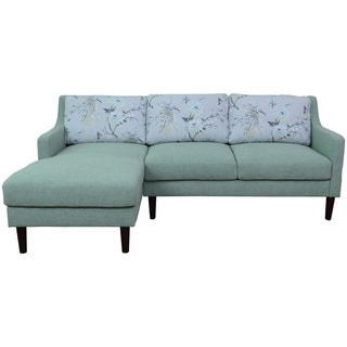 Vovo Left Chaise L Shape Sectional Sofa