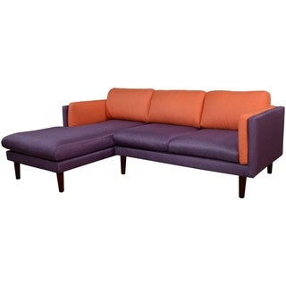 Angustine Left Chaise L Shape Sofa