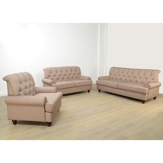 Winston 3 Pieces Modern Sofa