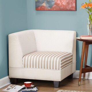 Simple Living Reston Corner Chair