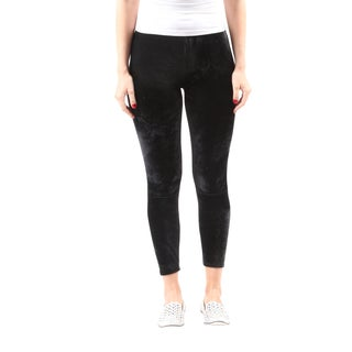 Hadari Women's Casual Sexy Slim Fit Skinny Black Leggings Pants