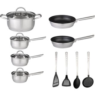 BergHOFF Dorato Stainless Steel 14-piece Cookware Set
