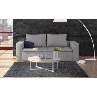 Home Dynamix Synergy Collection Contemporary Silver Area Rug (1'7 x 2'7)