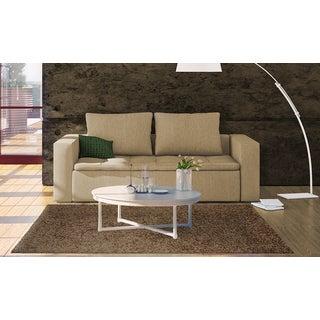 Home Dynamix Synergy Collection Contemporary Shag Area Rug (4'9 x 6'6)