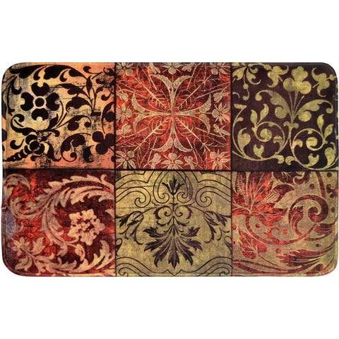 """Home Dynamix Relaxed Chef Collection Anti-fatigue Kitchen Mat - 20""""x30"""""""