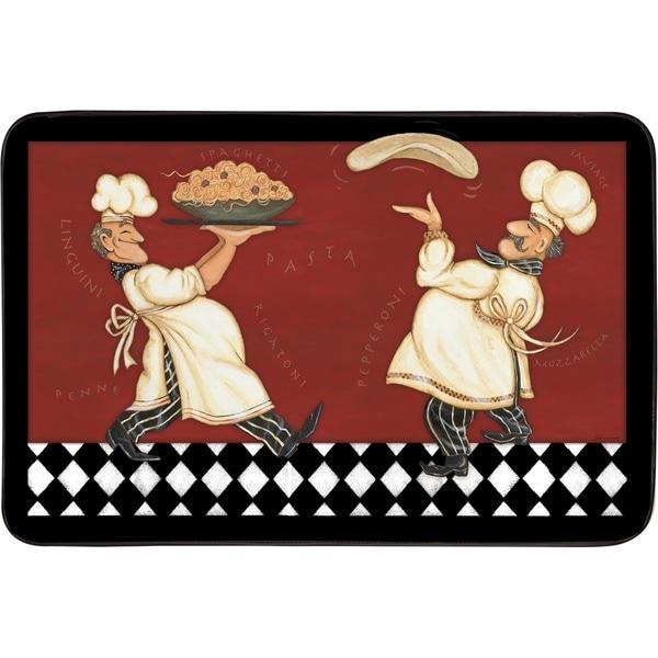 "Home Dynamix Designer Chef Anti-fatigue Kitchen Mat - 1'6"" x 2'6"""