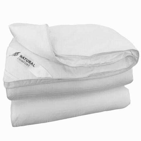 Natural Comfort Ultra Deluxe Silk Comforter