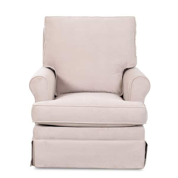 Admirable Shop Gwinnett Swivel Gliding Rocking Chair Free Shipping Lamtechconsult Wood Chair Design Ideas Lamtechconsultcom