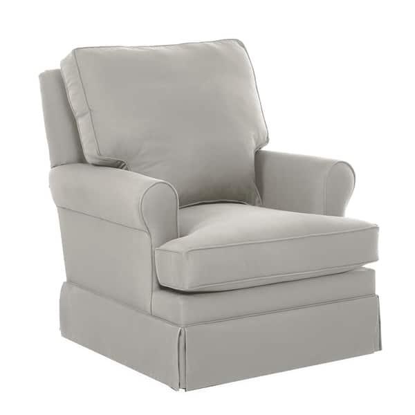 Marvelous Shop Gwinnett Swivel Gliding Rocking Chair Free Shipping Lamtechconsult Wood Chair Design Ideas Lamtechconsultcom