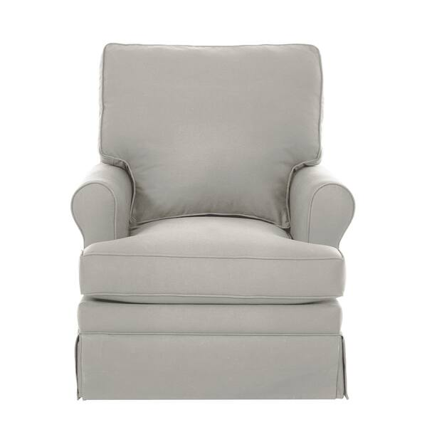 Astonishing Shop Gwinnett Swivel Gliding Rocking Chair Free Shipping Lamtechconsult Wood Chair Design Ideas Lamtechconsultcom