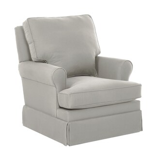 Gwinnett Swivel Gliding Rocking Chair (3 options available)