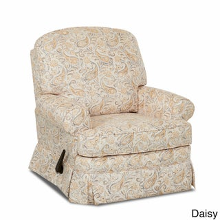Made to Order Bingham Swivel Gliding Reclining Chair