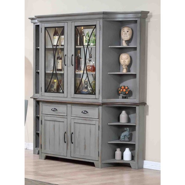 Elegant Shop The Gray Barn Copper Sunrise Hutch U0026 Buffet   On Sale   Free Shipping  Today   Overstock.com   21409470