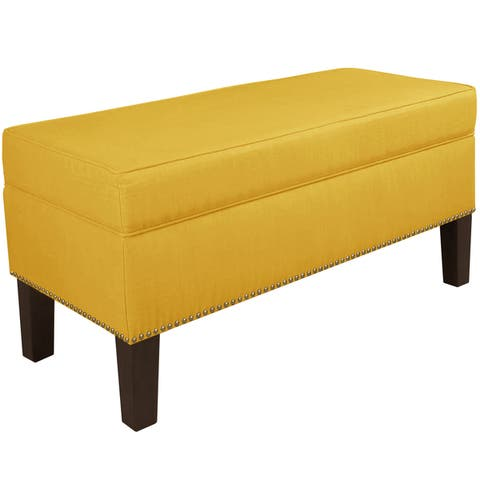 Skyline Furniture Linen Storage Bench