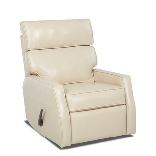 Made to Order Fairlane Leather Reclining Rocking Chair